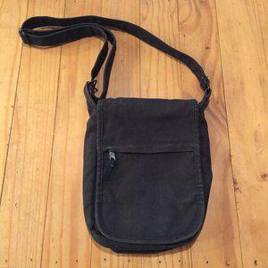 Kava Canvas Crossbody Bag